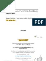 10.02 Symbian Platform Roadmap v1.0