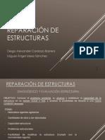Reparación de Estructuras