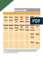 Cronograma de Estudos MPRJ