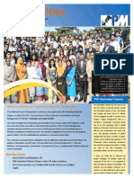 Pmi Islamabad Chapter Quarterly Newsletter July Sep 2012