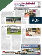 Hudson~Litchfield News 6-12-2015