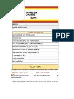 Planilha de Avaliacao de Desempenho-impulso Digital Uol