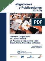 Gobierno Corporativo En Latiniamérica