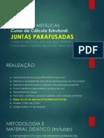 Cálculo Estrutural Nb-14 Juntas Parafusadas