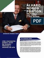 Biografía Alvaro Noboa Cap.11