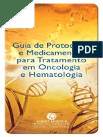 Guia Oncologia Einstein 2013
