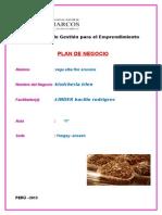Modelo Del Proyecto de Mpredimieno