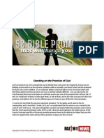 50 Bible Promises That Can Change Your Life