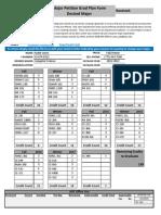 Desired Major Grad Plan Form Original - Paden Jones