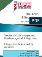 BBI 3208_Bilngualism