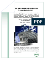 Info RASCHIG Mass Transfer Products-101