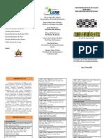 Folder- i Semana de Matemática Da Uerr 2015- Augusto 07.04