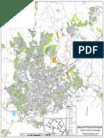 Mapa de Areas Publicas Sorocaba