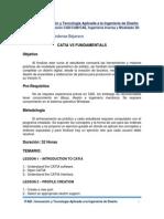 ITAID Diplomado de Catia V5 32 Hrs