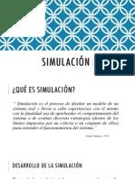 Simulación(ARENA)