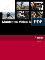 Manfrotto Video Catalogue 2013