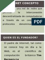 Internet Concepto