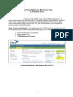 Advertising Regulation Electronic Files