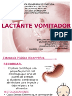 Lactante Vomitador