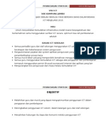 Pelan Strategik ICT 1