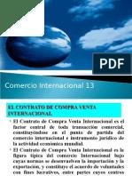 El Contrato Compra Venta Internacional