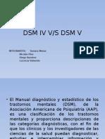 DSM IV V