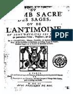 Alquimia-Charter-La Ciencia Del Plomo Sagrado