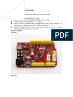 Getting Started With BLE Shield 2