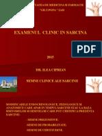 Diagnosticul Clinic Al Sarcinii