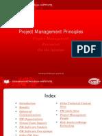 Project Management Petrleo