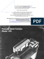 Manuel Polaroid 195