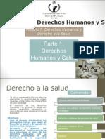 Derechos Humanos y Salud 1