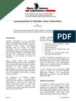 Cylinder Lubrication