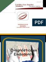 DIAGNOSTICO ENDODONTICO