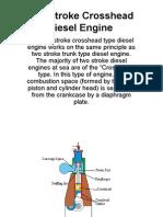 03 Two Stroke Crosshead Diesel Engine