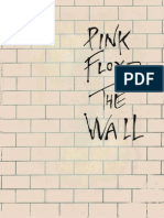 Pink Floyd - The Wall (Guitar Songbook)