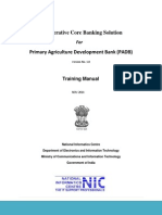 CCBS Punjab (NIC Docs - User Manual Updated Nov 2014)