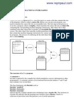 Ec6301 Oop&Ds Notes