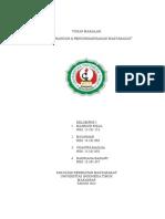 Pengembangan dan Pengorganisasian Masyarakat