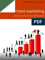 Merheto Marketing Kezikonyv 1 Fejezet