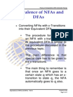 MELJUN CORTES Automata Lecture Equivalence of Nfas and Dfas Part 2 1