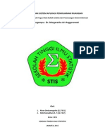 Framework Proposal Perancangan Sistem Informasi Peminjaman Ruangan di STIS