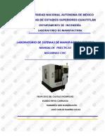 Practicas de Laboratorio de la Celula de  Manufactura Flexible