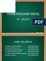 ppt widal