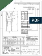 Eductor Dimensions Ed-1009
