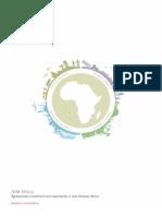 Agribusiness en Afrique subsaharienne