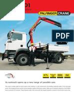 PK 8501 HP2008