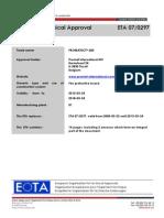 Eta 070297 - ETA