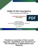 7. Flynn Insurgency Brief Short - Nov 09 (U)