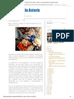 Los Galos de Asterix_ Marx, Gramsci, Trotsky_ La _nueva Inmanencia_ y La Política Marxista